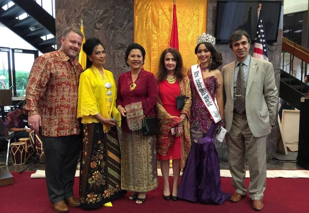 Imelda Budiman Mrs Indonesia World